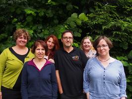 Das Team der Logopädischen Praxis Thomas Hock in Dortmund-Aplerbeck